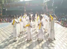 kovai private school celebrates pongal festival with sports events