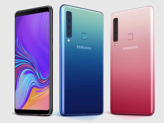 ₹6000 तक सस्ते हुए Samsung Galaxy A9 और गैलेक्सी ए7 स्मार्टफोन