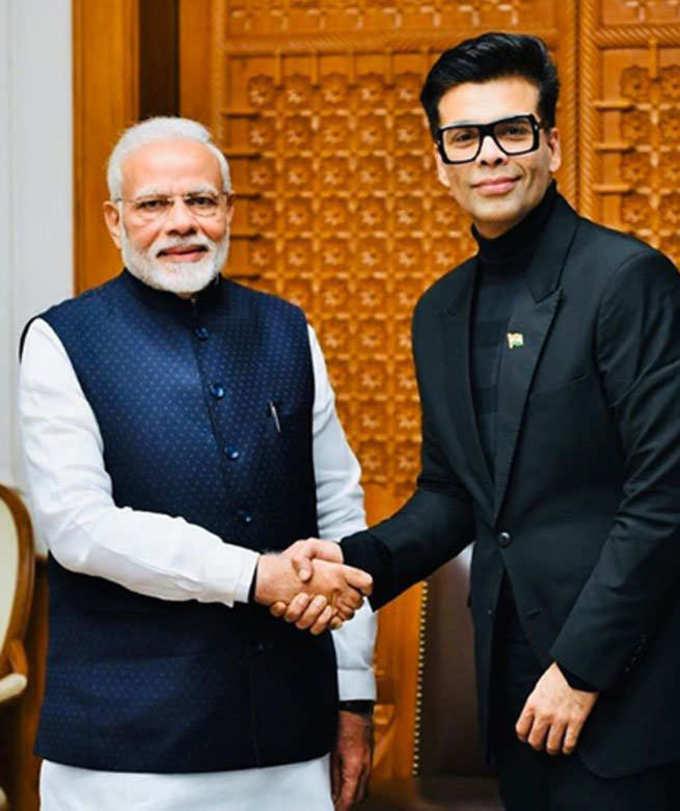PM मोदी आणि बॉलिवूडचे तारे यांच्या भेटीचे खास फोटो!
