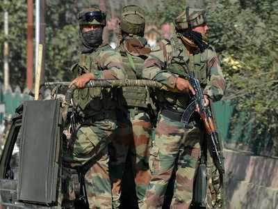 Kashmir Maare Gaye Aatankiyon Ke Mukaabale Giraftaar Ki Sankhya Kaafi Jyaada