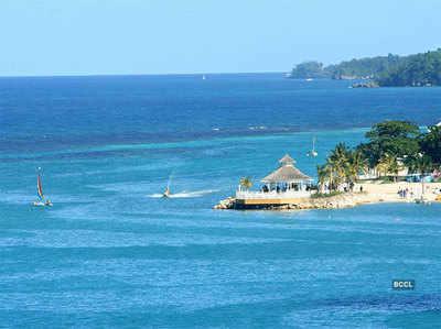 नैचरल ब्यूटी के लिए फेमस है कैरिबियाई द्वीप