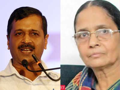 कृष्णा पटेल गुट के साथ चुनाव लड़ेगी आम आदमी पार्टी