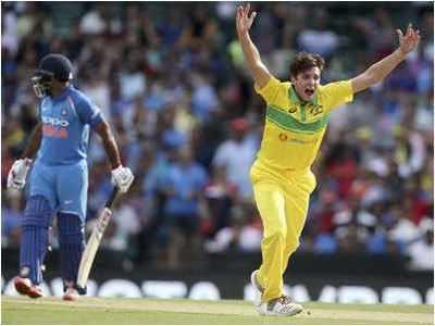 Live Score India Vs Australia First Odi Match Sydney Live Cricket