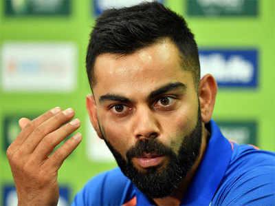 India Vs Australia Team Ke Khel Se Khush Naheen Hain Viraat Kohli