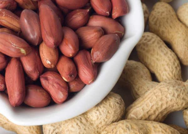 मूंगफली (peanuts)