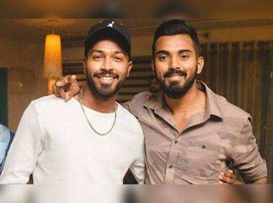 Pandya And Rahul