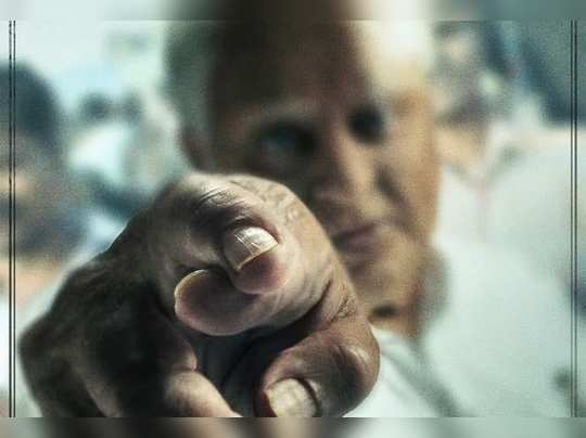 Indian 2 First Look Poster