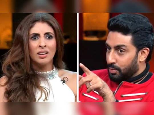 abhishek bachchan: आईपेक्षा बायकोला जास्त घाबरतो अभिषेक!