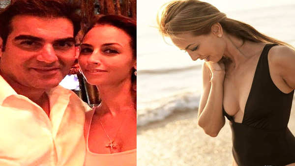 arbaaz khans ex girlfriend yellow mehra turns up the heat in these latest pictures