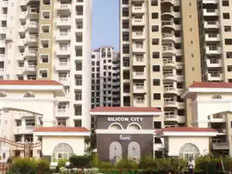 amrapali sold many flats at the rate of 1 rupee per square foot