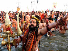 kumbh mela shahi snan was scheduled per british governments approval