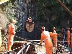 one dead body found from meghalaya mine