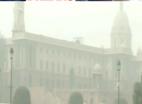 दिल्ली की हवा हुई दमघोंटू, पुलिस ने जारी की एडवाइजरी