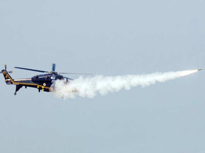 एचएएल ने तैयार इस लड़ाकू हेलिकॉप्टर को तैयार किया है