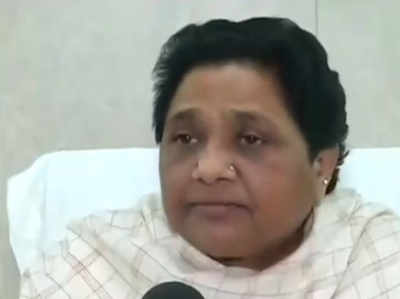 मीडिया पर भड़कीं मायावती, भतीजे आकाश को BSP मूवमेंट में शामिल करने का ऐलान