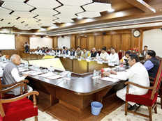 kamalnath government approved many proposals in meeting of ministers