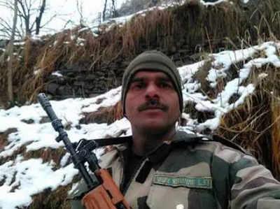 BSF जवान तेज बहादुर
