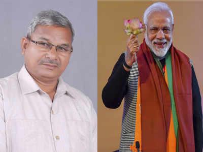 लोकसभा चुनाव में पीएम मोदी को 'मुर्दे' की चुनौती