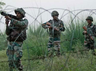 indian army gives befitting reply to pak at loc