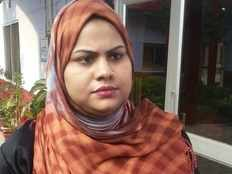divorce given to wife inside kotwali in front of police in balrampur