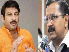 bjp jibes at aap over coalition