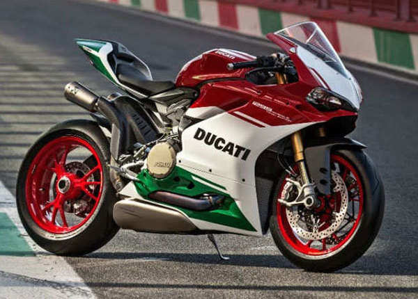 Ducati Panigale 1299 FE