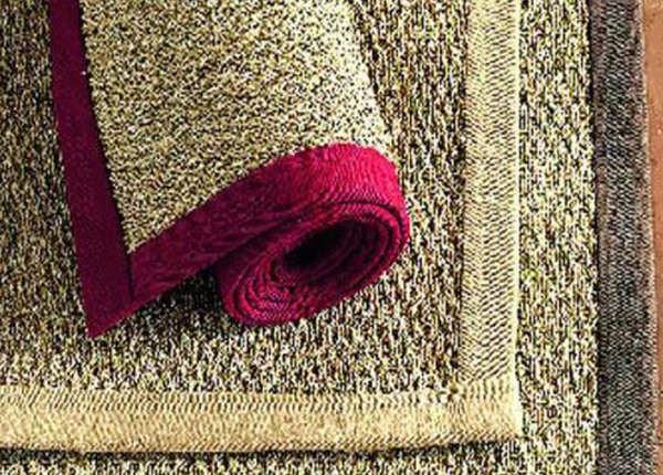 घर का कार्पेट व फूड इंक