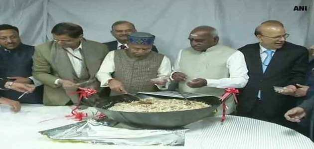 Budget 2019: Printing of Budget documents starts with Halwa ceremony