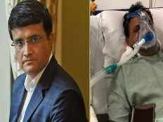 sourav ganguly and others helps former cricketer jacob martin