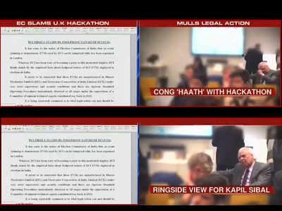 2014 चुनाव: अमेरिकी हैकर का धांधली का दावा, चुनाव आयोग बोला-EVM सेफ