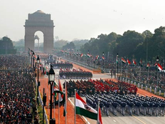 route towards india gate and red fort will be closed