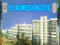 indian statistical institute admission 2019 for ug pg courses