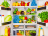 best ways to store food in your fridge