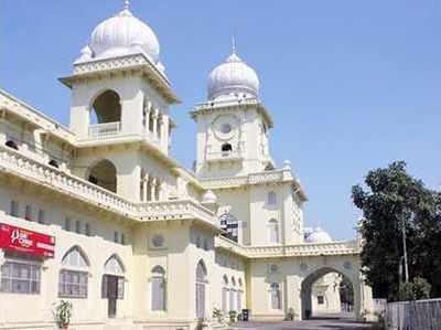 लखनऊ विश्वविद्यालय (फाइल फोटो)