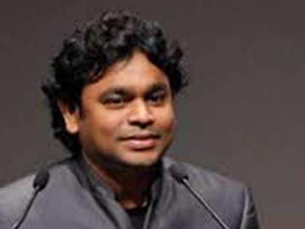 समय हो तो ऐक्टर्स को अपनी फिल्म का गाना खुद ही गाना चाहिए: एआर रहमान