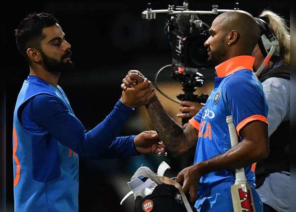 कीवीलैंड में पहला वनडे, भारत ने यूं किया चित