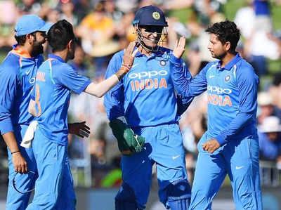 India vs New Zealand: नेपियर वनडे 8 विकेट से जीता भारत, सीरीज में बनाई 1-0 की बढ़त