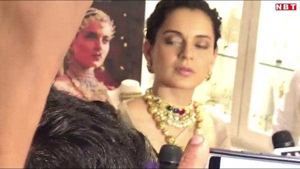 manikarnika actress kangana ranaut has said she will not apologise to the karni sena