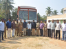 tn police arrest three men for stealing truck with rs 30lakh worth products shipped by amazon