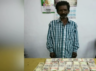 police seized rs 13 lakh demonetised currency in chennai