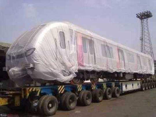 Fact Check: ऑस्ट्रेलिया भारतात बनवलेले मेट्रो कोच वापरते?