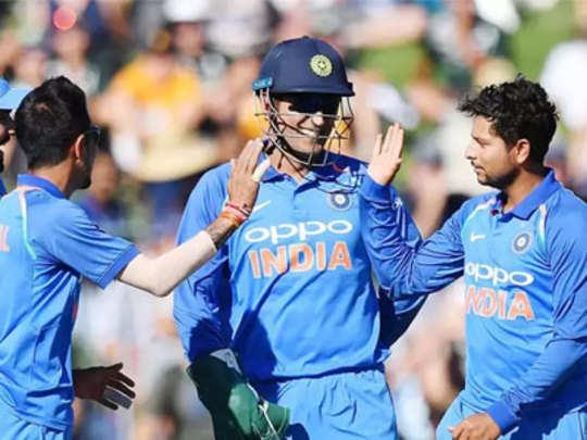 india vs new zealand : भारताला आज वर्चस्वाची संधी