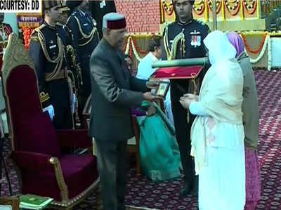 लांस नायक नजीर अहमद वानी को मरणोपरांत अशोक चक्र सम्मान किया गया प्रदान