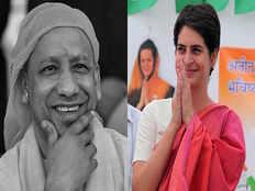 now congmen want priyanka gandhi to fight from yogis gorakhpur