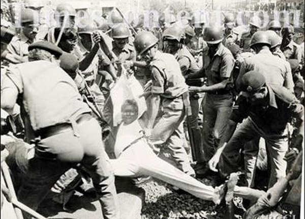 विद्रोह और बगावत थी शुरुआती राजनीति की पहचान