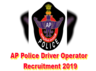 ap police recruitment board released recruitment notification for 85 driver operator posts