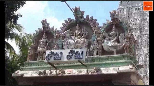 ahead of wedding soundary rajinikanth visits kanyakumari thanumalayan temple