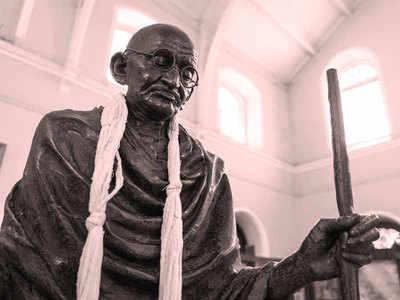 महात्मा गांधी की पुण्यतिथि