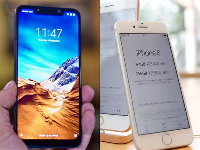 Xiaomi का यह फोन कैमरे के मामले में iPhone 8 को दे रहा टक्कर