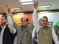 mahagatbandhan congress and rjd drive hard bargain for seat sharing in bihar
